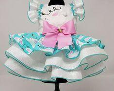 Hippity Hop Hop Easter Dress