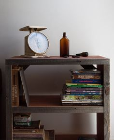 Buffalo Home, Sean Wafter via Design Sponge Home Interior Design, Interior Architecture, October Sky, House Tours, Floating Shelves, Home Furniture, Upholstery, Diy Projects, Buffalo