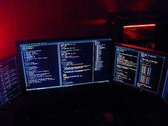 coding in a stripclub