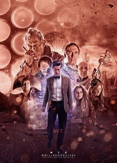 Doctor Who - Titan Comics:The Eleventh Doctor 2.13 by willbrooks on DeviantArt