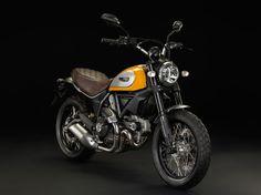 ducati scrambler contemporary reinterpretation range of 1970s design