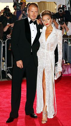 Sexiest Couple Alive! Presenting the David and Victoria Beckham Style Superlatives | People