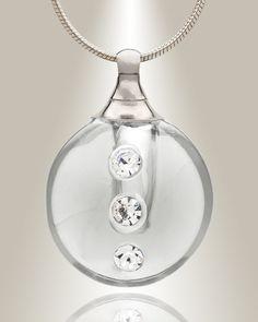 Diy ash holder keepsake urn cremation pendant memorial glass locket clear stability cremation ash jewelry solutioingenieria Choice Image