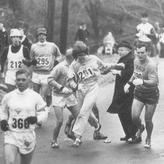 Kathrine Switzer: 50 years ago women were not allowed to run the marathon