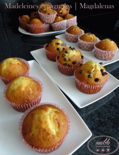 Easy Cake Recipes, Muffin Recipes, Dessert Recipes, Cake & Co, Cake Shop, Yule Log Cake, Book Cakes, Chocolate Decorations, Plated Desserts