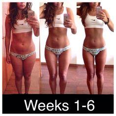 Weeks 1-6