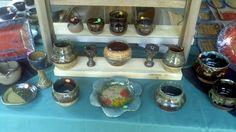 4/13/12 display Stoneware, Pottery, Joy, Display, Gifts, Handmade, Ceramica, Floor Space, Presents
