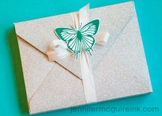 card set + box         Generation Stamping by Jennifer McGuire Ink