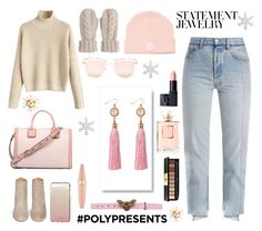 """#PolyPresents: Statement Jewelry"" by waikiki24 ❤ liked on Polyvore featuring Vetements, Aquazzura, Gucci, Kate Spade, Mint Velvet, adidas Originals, Quay, Chanel, Yves Saint Laurent and NARS Cosmetics"