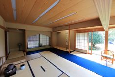 Japanese traditional style interior design / 和風建築(わふうけんちく)の内装(ないそう)