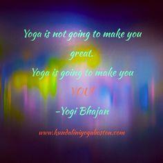 Find your true self! Join us at Kundalini Yoga Boston in Harvard Square! Www.kundaliniyogaboston.com