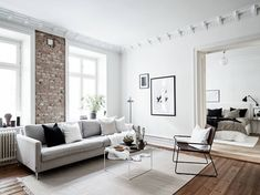 Dream living room that will make all the difference in your new interior design project. Take a look at the board and let you inspiring! See more clicking on the image. New Interior Design, Interior Design Living Room, Living Room Designs, Small Space Living, Living Spaces, Home Living Room, Living Room Decor, Gravity Home, Living Room Inspiration