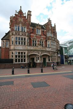 Punch & Judy Pub, Queen Victoria Square, Hull, East Riding of Yorkshire