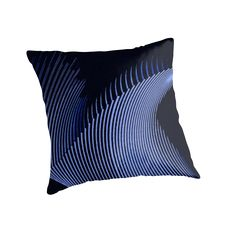Blue waves, line art, curves, abstract pattern by cool-shirts   30% off Tapestries, Pillows, Mugs, Totes & Kids Clothes. Use FINDGIFTS30 Also available as T-Shirts & Hoodies, Men's Apparels, Women's Apparels, Stickers, iPhone Cases, Samsung Galaxy Cases, Posters, Home Decors, Tote Bags, Pouches, Prints, Cards, Mini Skirts, Scarves, iPad Cases, Laptop Skins, Drawstring Bags, Laptop Sleeves, and Stationeries #home #decor #pillows #throw #bedroom #design #style #sale #trending #popular