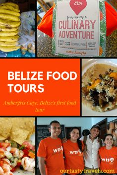 Belize Food Tours recently launched its first food tour on Ambergris Caye, Belize - ourtastytravels.com