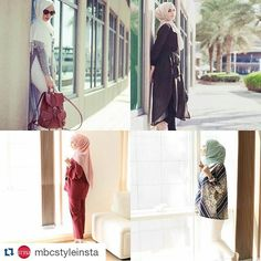 #Repost @mbcstyleinsta with @repostapp ・・・ امينة عارضة ازياء مغربية استوحي من اطلالاتها الأنيقة @amina.model #ستايل #mbcstyleinsta #trend #trendy #hijab #hijabfashion