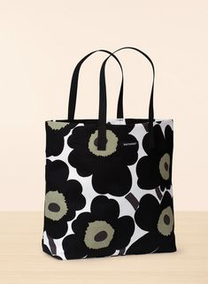 Silja bag - white, black - Shoulder bags - Bags - Marimekko.com