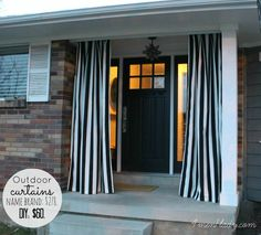 38 Best Outdoor Curtain Ideas Images Outdoor Curtains Outdoor