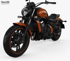model of Kawasaki Vulcan S 2018 Kawasaki Motorcycles, Cool Motorcycles, Kawasaki Vulcan 650, Cruiser Bikes, Bike Engine, Cafe Racers, Cool Bikes, Rebel, Royals