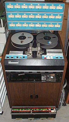 3M M79 Multitrack Tape Recorder. . . . . . AnalogRules / BASE - the 3M tape recorder page !!!