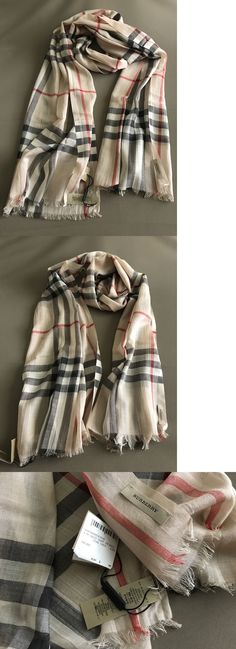 outlet fbae5 ba3f5 discount code for burberry silk scarf ebay 83b1b e9171