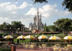 Top Activities to Do When You Visit Walt Disney World With Kids Cinderella Castle, Activities To Do, Burj Khalifa, Walt Disney World, Paris Skyline, Dolores Park, Mansions, House Styles, Building