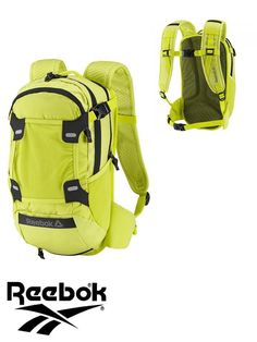 Protect and carry all your belongings in this highly geared Reebok CrossFit Unisex Training Backpack. Its main compartment along with five pockets provides...