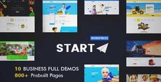 Download and review of Start - Multiuse Business WordPress Theme, one of the best Themeforest Corporative themes {Download & review at Review and download at} { -> }http://best-wordpress-theme.net/start-multiuse-business-download-review/