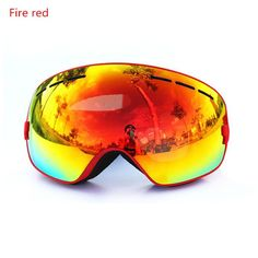 323df179227 COPOZZ UV400 Double Anti-fog Ski Goggles Unisex