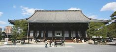 Chion-in Temple: – Built in 1234 CE Chion-in Temple is most famous temples in Japan. The temple bell is also a record setter: it weighs 74 tons and needs 17 monks to ring it during the New Year celebrations.