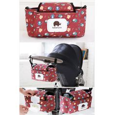 stroller accessories/ stroller caddy/ best stroller organizer/ stroller organizer bag/ stroller diaper bag Suitcase, Lunch Box, Organisers, Bags, Accessories, Organisation, Handbags, Taschen, Suitcases