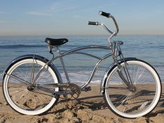 The Urban Man LRD is a men's chopper style beach cruiser. The high spoke count rims and springer fork front end make it a true lowrider cruiser. The LRD has something other bikes don't, a feeling, an