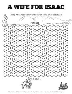 John 5 Pool of Bethesda Bible Mazes: Can your kids