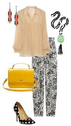 AM PM Style - Blog - polka dot pumps