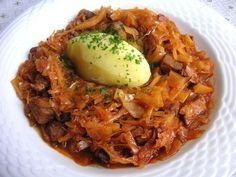 Bigos - polnisches Nationalgericht, ein sehr schönes Rezept aus der Kategorie Gemüse. Bewertungen: 42. Durchschnitt: Ø 4,3.