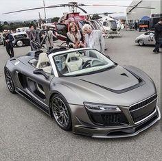 Audi R8 Razor Spyder GTR by PPI! Rate it 1-100 • Follow @kingzwhips @kingzwhips • • Photo via: @philiplueck • #kingzwhips #audi #r8 #spyder