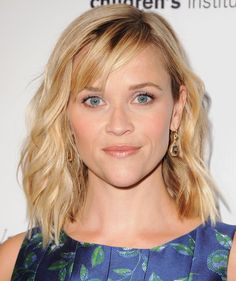 """They're pretty versatile and a look that all women can embrace even if their hair is one length,"" says Raphael Reboh. For example, Reese Witherspoon gently sweeps hers across her right brow for a more natural take.  - GoodHousekeeping.com"