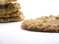 Κουλουράκια με νιφάδες δημητριακών - gourmed.gr