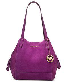 MICHAEL Michael Kors Handbag, Ashbury Large Grab Bag - MICHAEL Michael Kors - Handbags & Accessories - Macy's