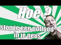 Goocheltruc: Hoe doe je een potlood in je neus? | Goochelen.nl - YouTube