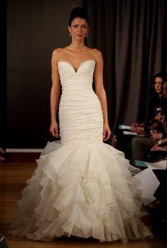 Cool ines di santo mermaid wedding dresses 2018/19 Check more at http://newclotheshop.com/dresses-review/ines-di-santo-mermaid-wedding-dresses-201819/