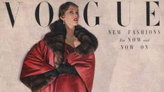 """""""Fewer, Simpler, Better..."""" Sarah Jessica Parker Narrates the 1940s in Vogue  