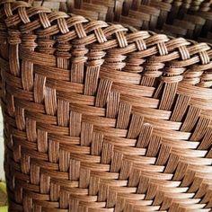 Weaving Art, Wicker Baskets, Paracord, Minis, Decor, Bag, Tejidos, Paper, Decoration