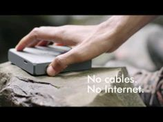 LaCie Fuel: Portable Wireless Storage for iPad®, iPhone®, and Mac®