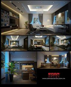Luxury Apartments Living Room luxury apartment living room decoration ideas picture | dream big