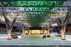 Entrada Novotel Madrid Center