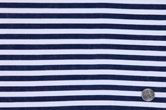 mood fabric  FC19856C Marine/White Stripes Jersey Prints   use to make mccalls 6559 dress