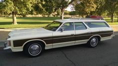 '74 Ford LTD Country Squire Wagon
