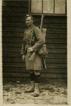 "poor-bloody-infantry: ""David Anderson, 10th Bn Gordon Highlanders """