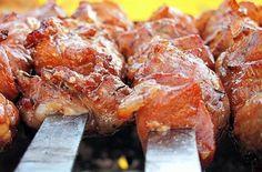 Рецепт сочный свинины отбивной
